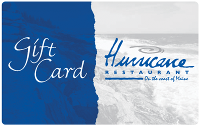 Hurricane Gift Card